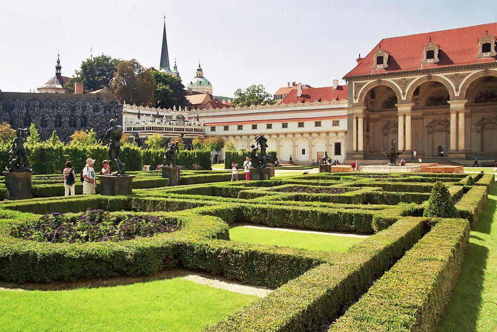 Градината Wallenstein
