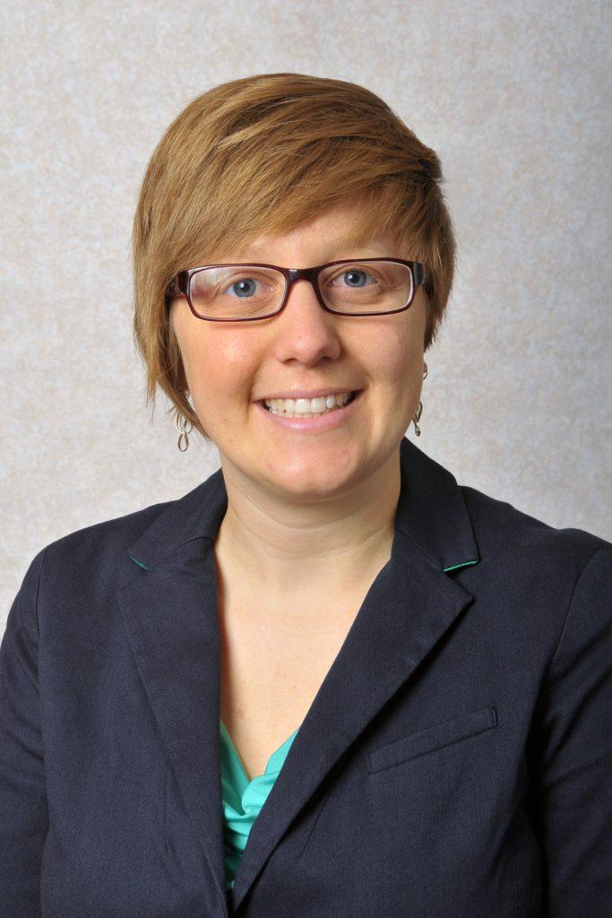 """Аманда Мичъл, изследователка в института за изследвания по поведенческа медицина в медицински център """"Wexner""""."""