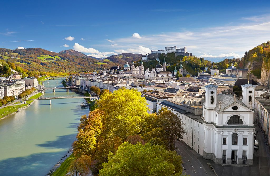 EB6345 Salzburg, Austria