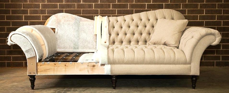 Структура на дивана
