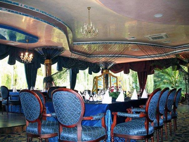 Венецианска мазилка на таван