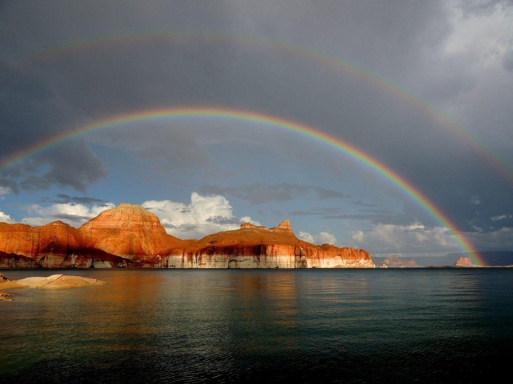 Езерото Пауъл, Юта, САЩ