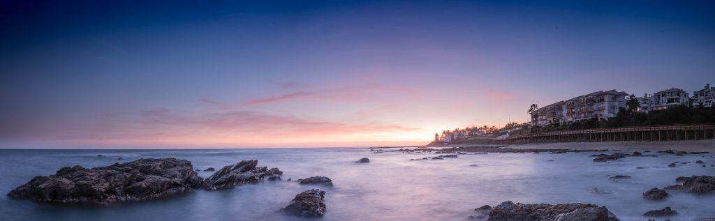 Малага плаж