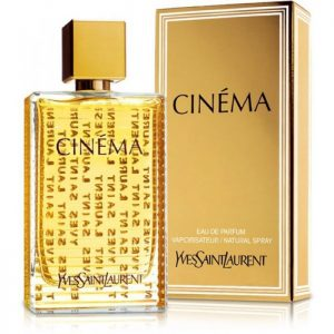 Cinema на Yves Saint Laurent