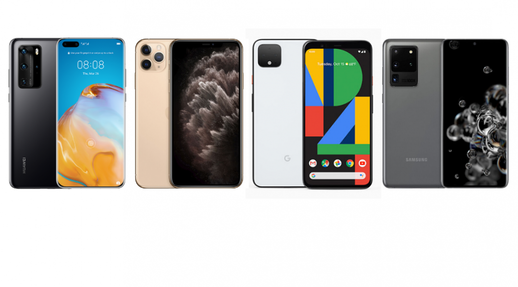 телефони с камери
