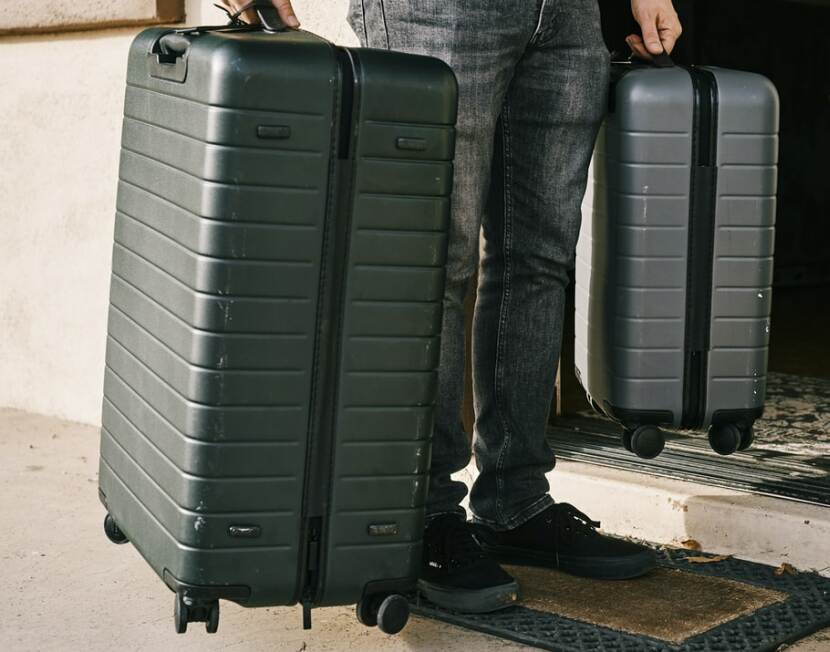 Големи куфари