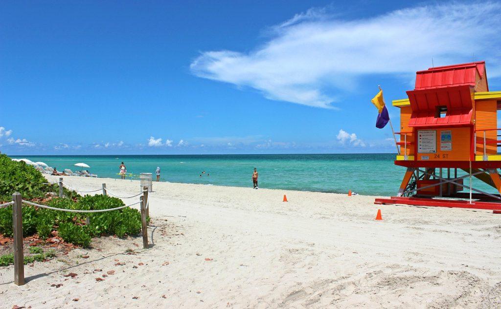 Маями Бийч, Флорида