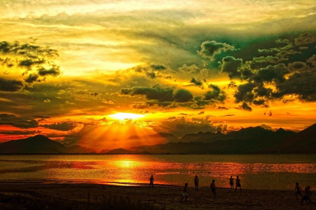 Плаж Да Нанг, Виетнам