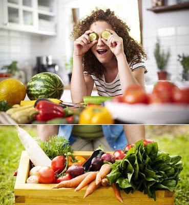 Качествени плодове и зеленчуци от биоземеделие.